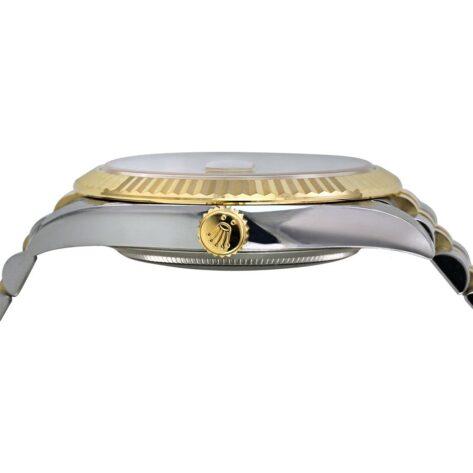 Rolex Datejust 126333 Nacre Automatique Blanc Diall Pour Homme 41mm