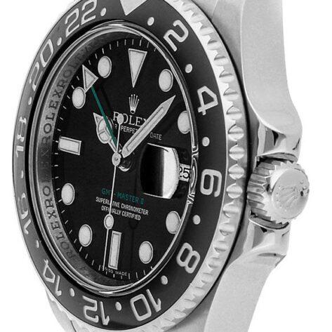 Rolex Master GMT 116710LN Cadran Noir Automatique Pour Homme 40 mm