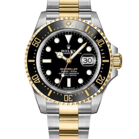 Rolex Sea-Dweller 126603 Cadran Noir Automatique Pour Homme 43mm